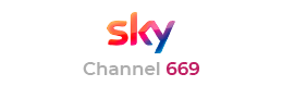 TV Channel Sky 669