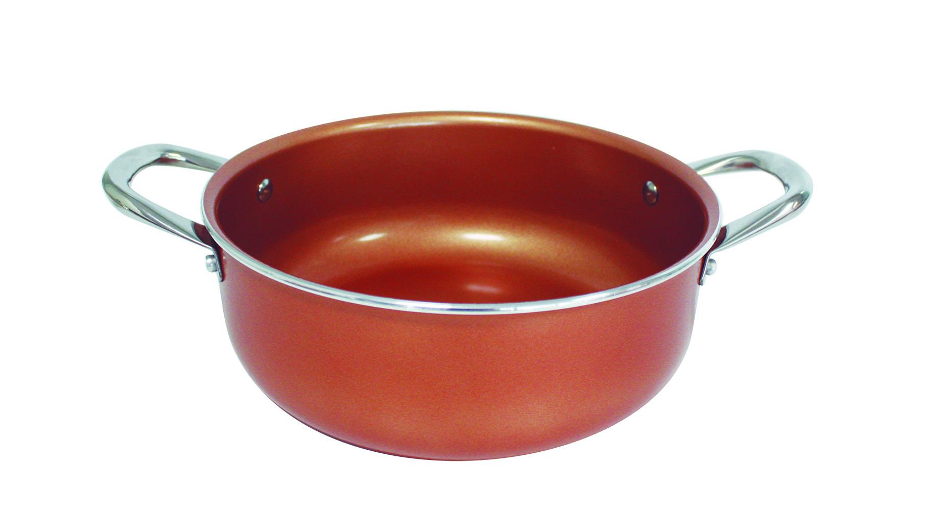 casserole Starlyf Copper Pan