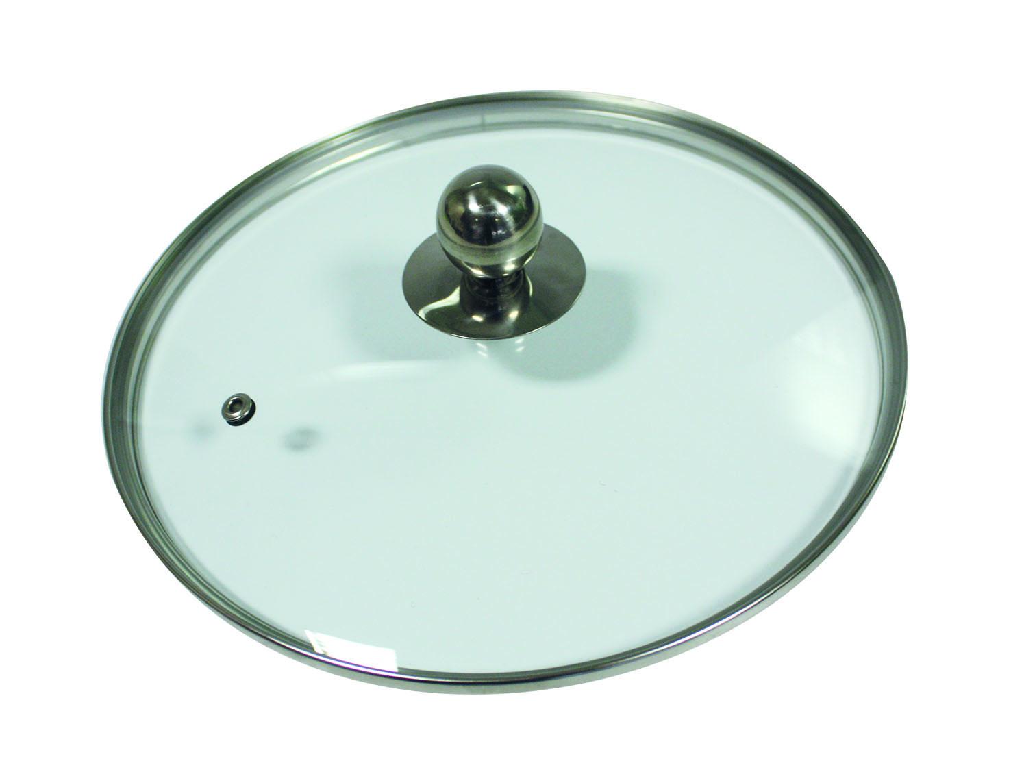 frying pan glass