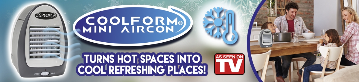 Coolform Mini Aircon